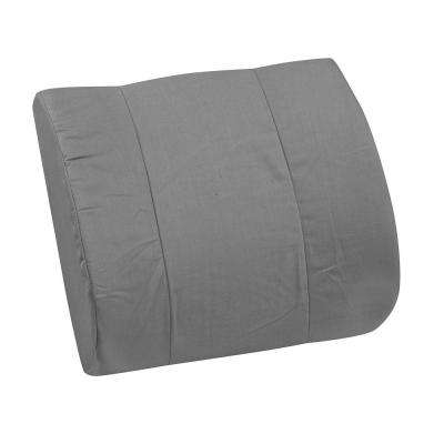 Cushion with Strap in Gray
