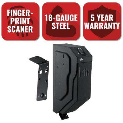SpeedVault Biometric Handgun Safe with Fingerprint Reader
