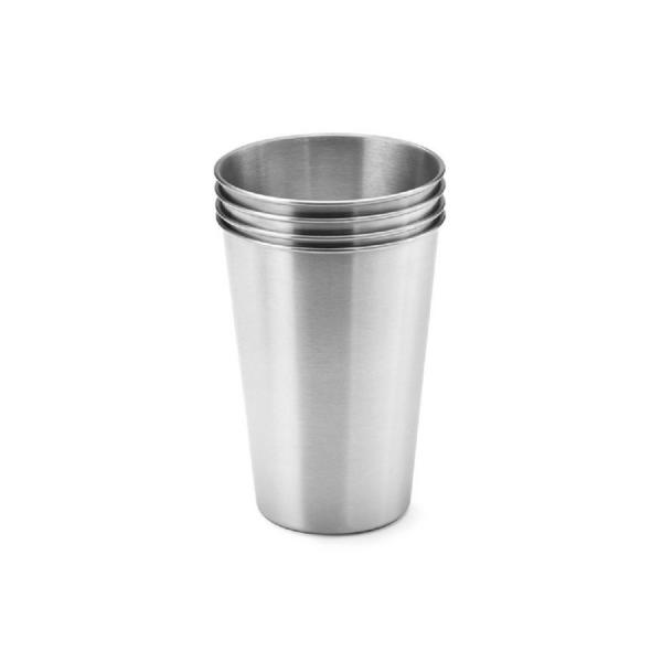 Outset 16 oz. Stainless Steel Beer Cup 76425