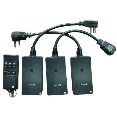 Indoor/Outdoor Wireless Remote Control Kit