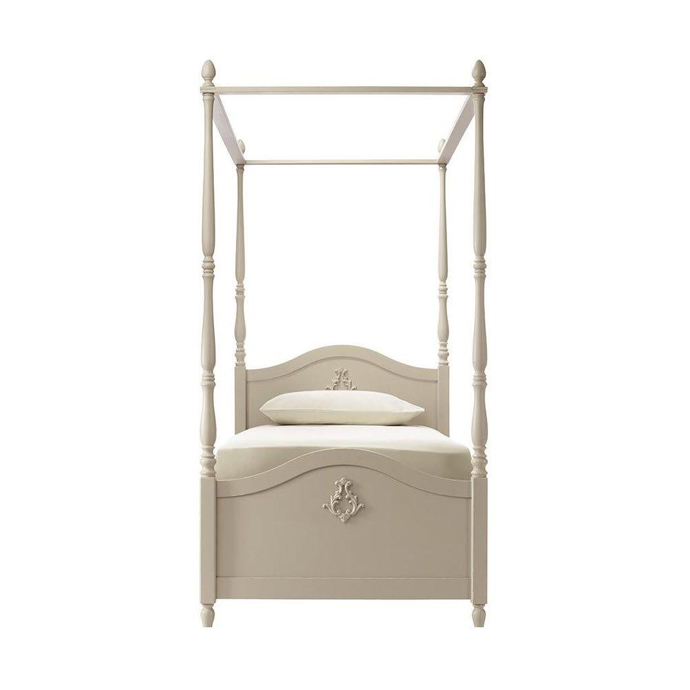 Home Decorators Collection Carmela Kids Danese Full Size Canopy Bed