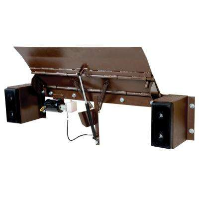 30,000 lbs. 72 in. x 27 in. Electric Edge-O-Dock Leveler