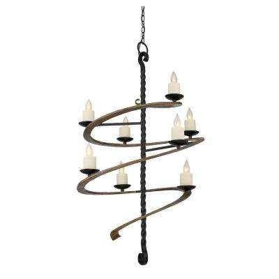 8-Light Durango Chandelier
