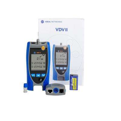 VDV II Basic Wiremap Tester with Tone Generator