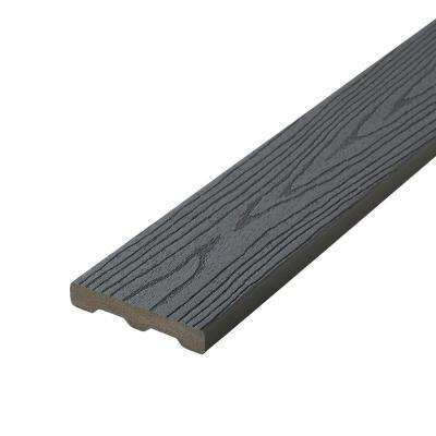 Good Life 1 in. x 5-1/4 in. x 20 ft. Cottage Square Edge Capped Composite Decking Board (10-Pack)