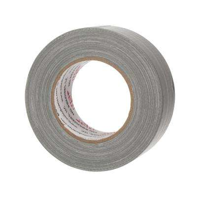 2 in. x 55 ft. Economy Duct Tape, Gray