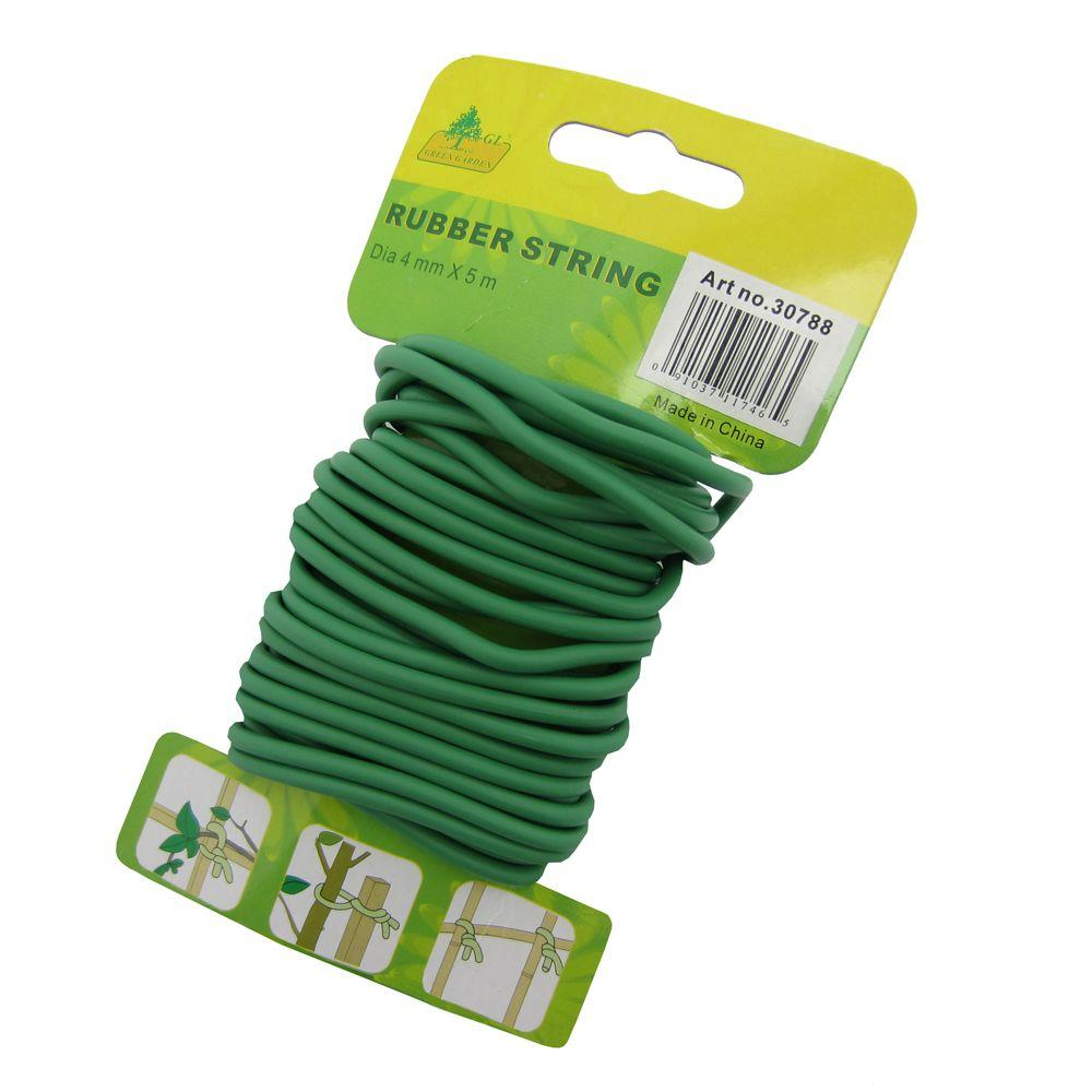 Garden Tie Wire : Viagrow ft rubber coated plant wire pack v