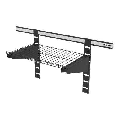 Garage Wall Track 1-Shelf Value Kit (6-Pieces)