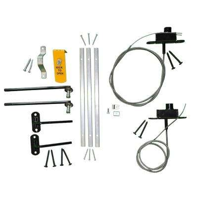 Window Bar Quick Release Kit