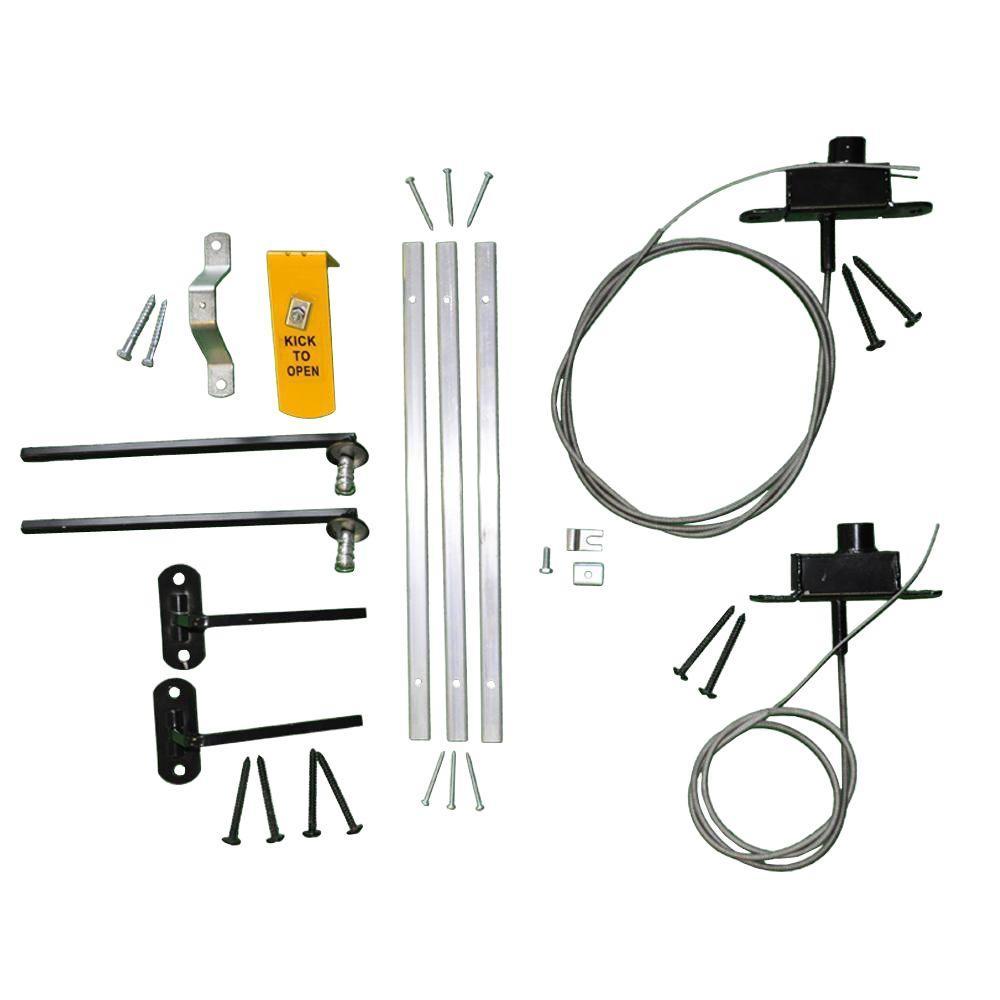 Grisham Window Bar Quick Release Kit