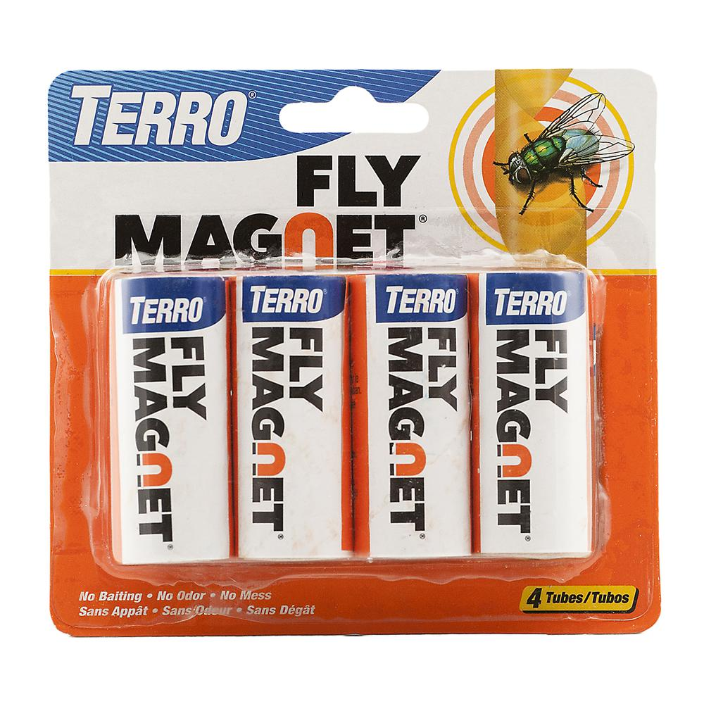 Terro Fly Paper (4-Pack)