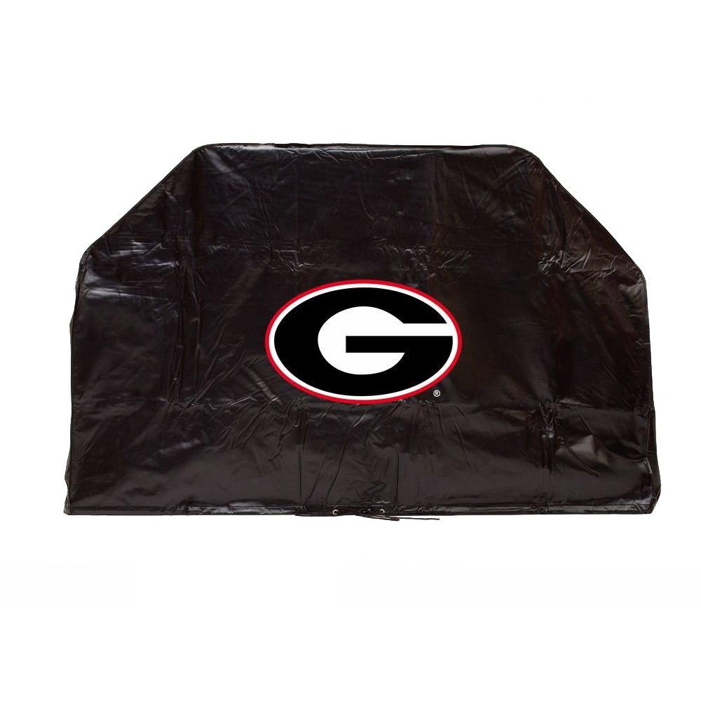 Seasonal Designs 59 in. NCAA Georgia Grill Cover