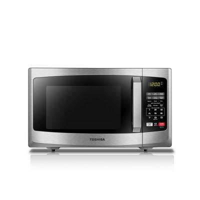 0.9 cu. ft. Stainless Steel Countertop Microwave Oven