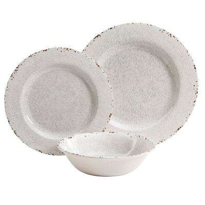 Mauna ...  sc 1 st  The Home Depot & Melamine - Dinnerware - Tabletop u0026 Bar - The Home Depot