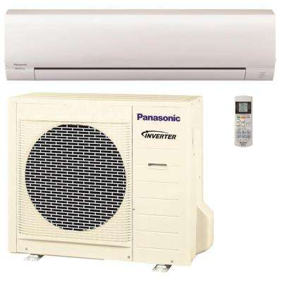 18,000 BTU 1.5 Ton Pro Series Ductless Mini Split Air Conditioner with Heat Pump - 208-230V/60Hz
