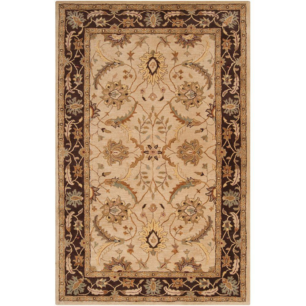 Lavradio Ivory 8 ft. x 11 ft. Area Rug