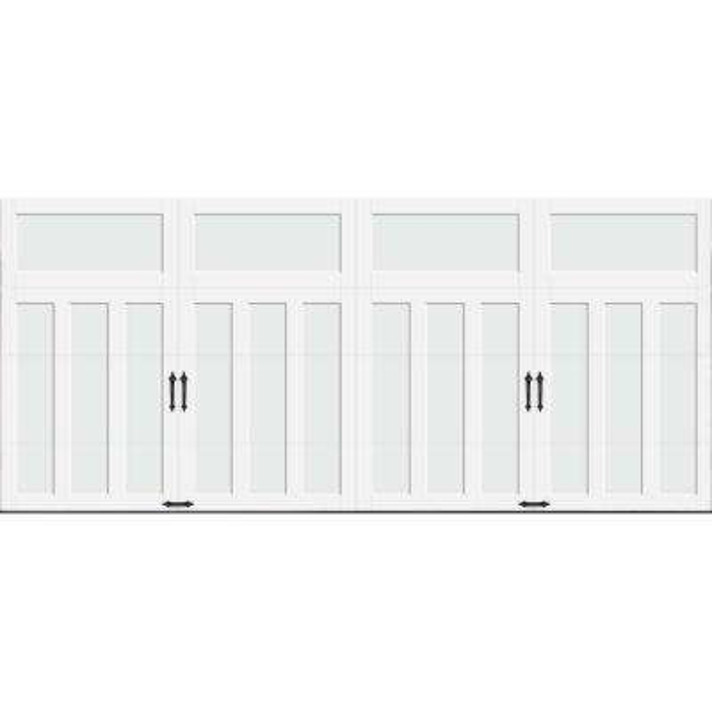 Coachman Collection Intellicore Insulated Design 13 Solid 1 Garage Door