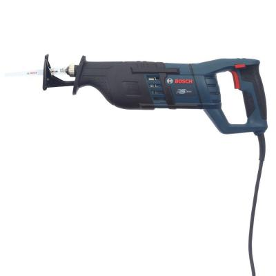 12 Amp Corded 1 in. Variable Speed Compact Reciprocating Saw with All-Purpose Saw Blade and Carrying Case