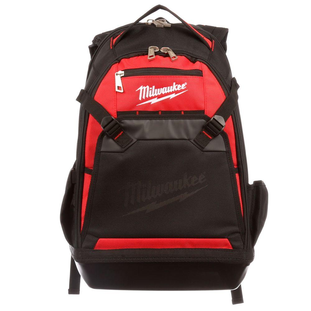 7b4ac460f29 Milwaukee Jobsite Backpack-48-22-8200 - The Home Depot
