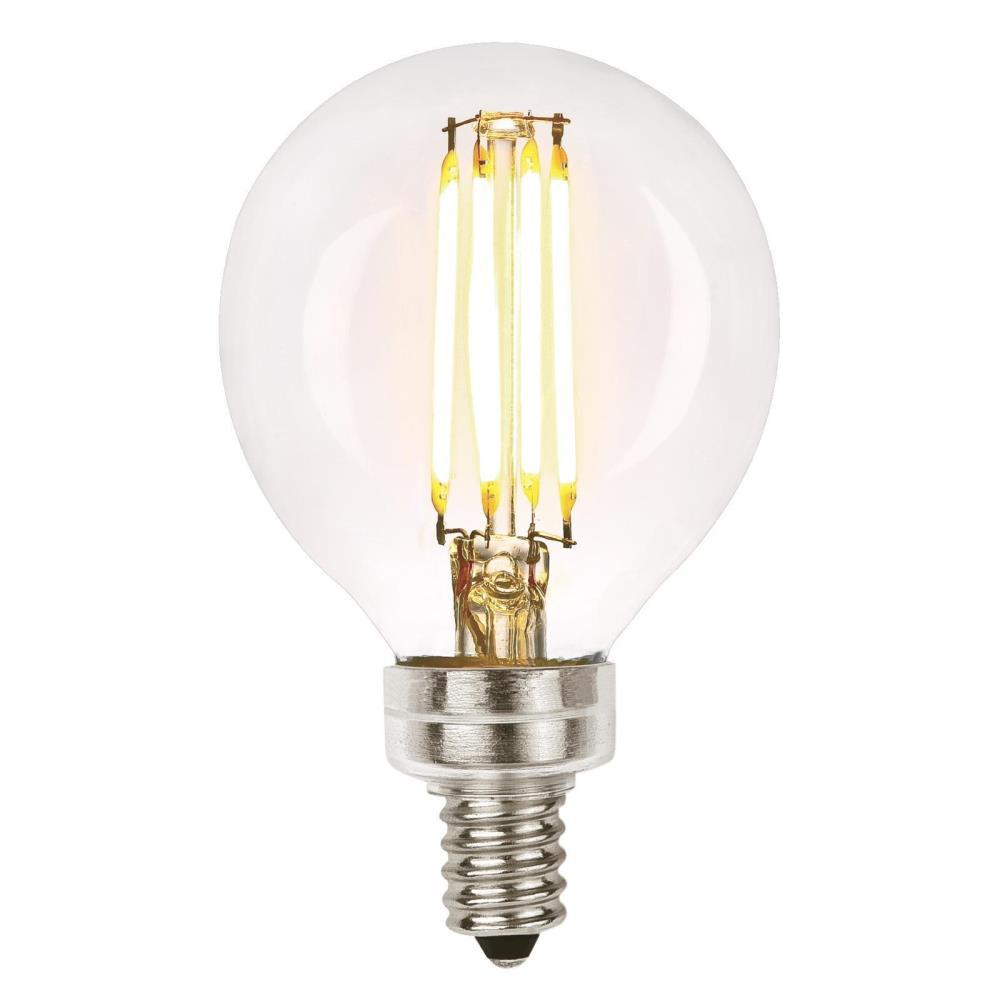 Westinghouse 40w Equivalent Amber St20 Dimmable Filament: Westinghouse 40W Equivalent Soft White G16-1/2 Dimmable