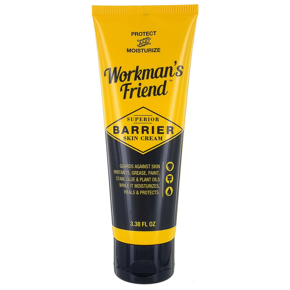 Workman's Friend 3.38 oz. Barrier Skin Cream