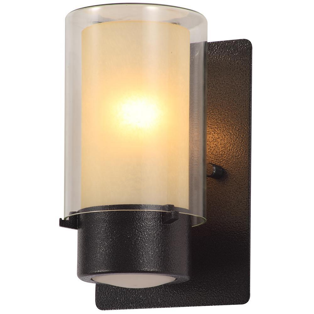 Amazing Home Decorators Collection Large Exterior Wall Lantern ...