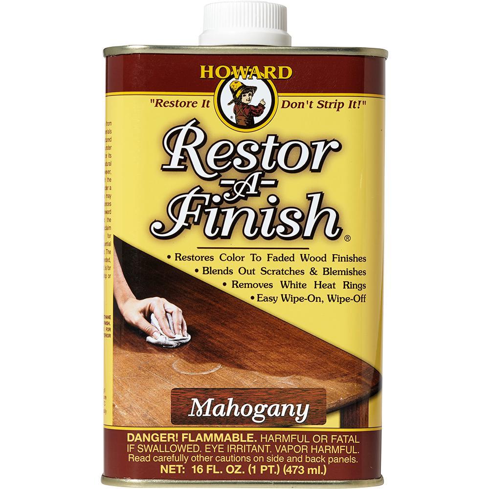 Howard 16 Oz Mahogany Wood Finish Rer Rf5016 The