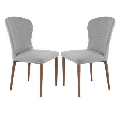 Creston Grey Dining Chair (Set of 2)