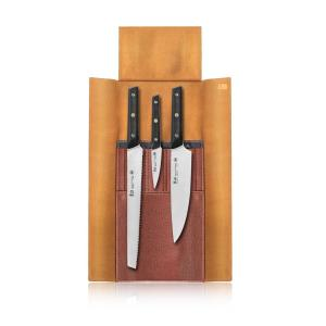Click here to buy Cangshan TG Series 4-Piece Knife Set by Cangshan.