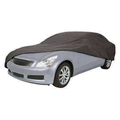PolyPro III Mid-Size Sedan Car Cover