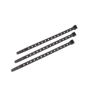 172e59bccf42 Gardner Bender 8 in. Self Cutting Cable Tie Natural (20-Pack) Case ...