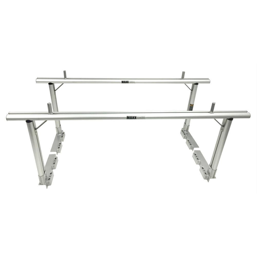 400 lbs. Capacity Universal Aluminum Truck Rack