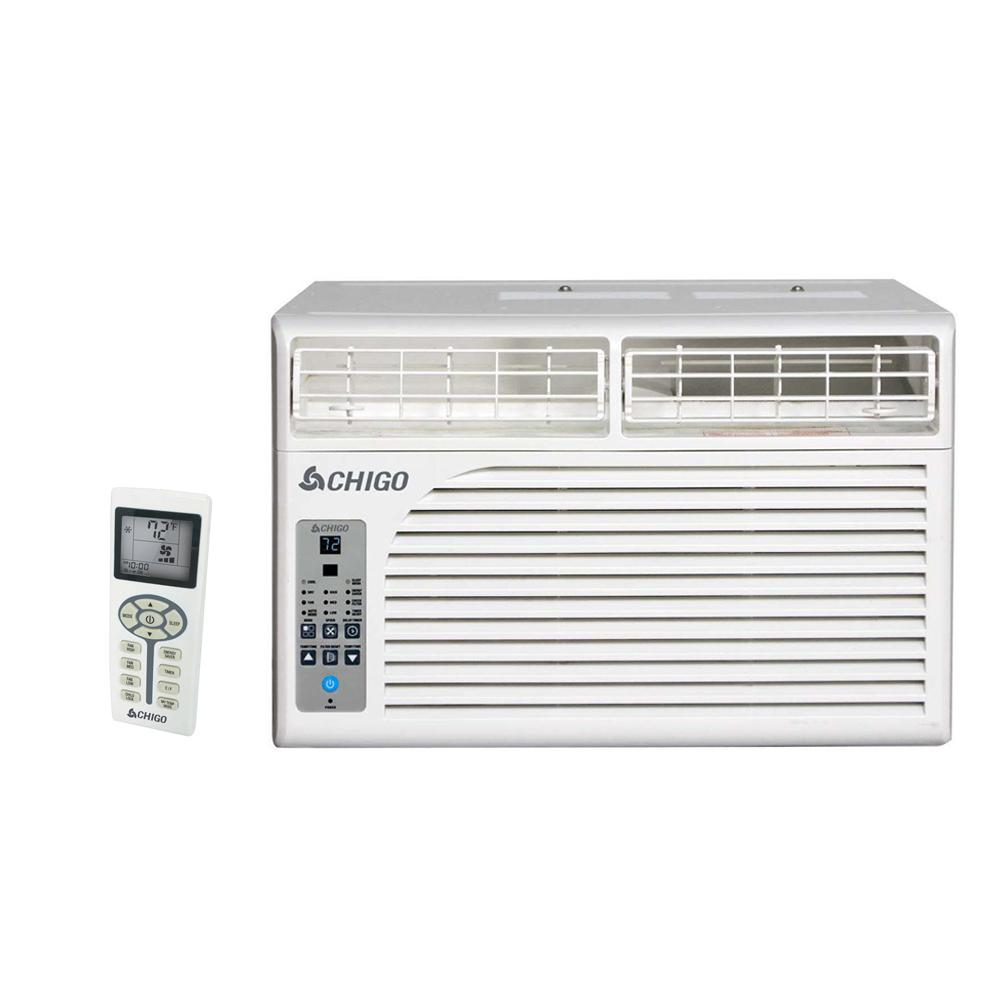 CHIGO Energy Star 10,200 BTU Window Air Conditioner with ...