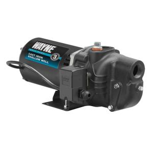 Wayne 1/2 HP Cast Iron Shallow Well Jet Pump by Wayne