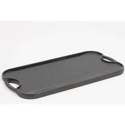 Cast Iron 20 x 10 in. Griddle