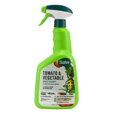 32 oz. Ready-to-Use Tomato and Vegetable Insect Killer