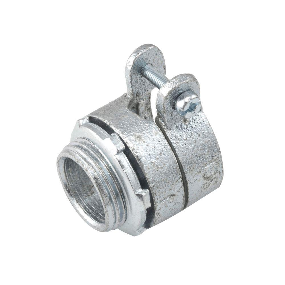 RACO Flex 3/8 in. Squeeze Connector (50-Pack)
