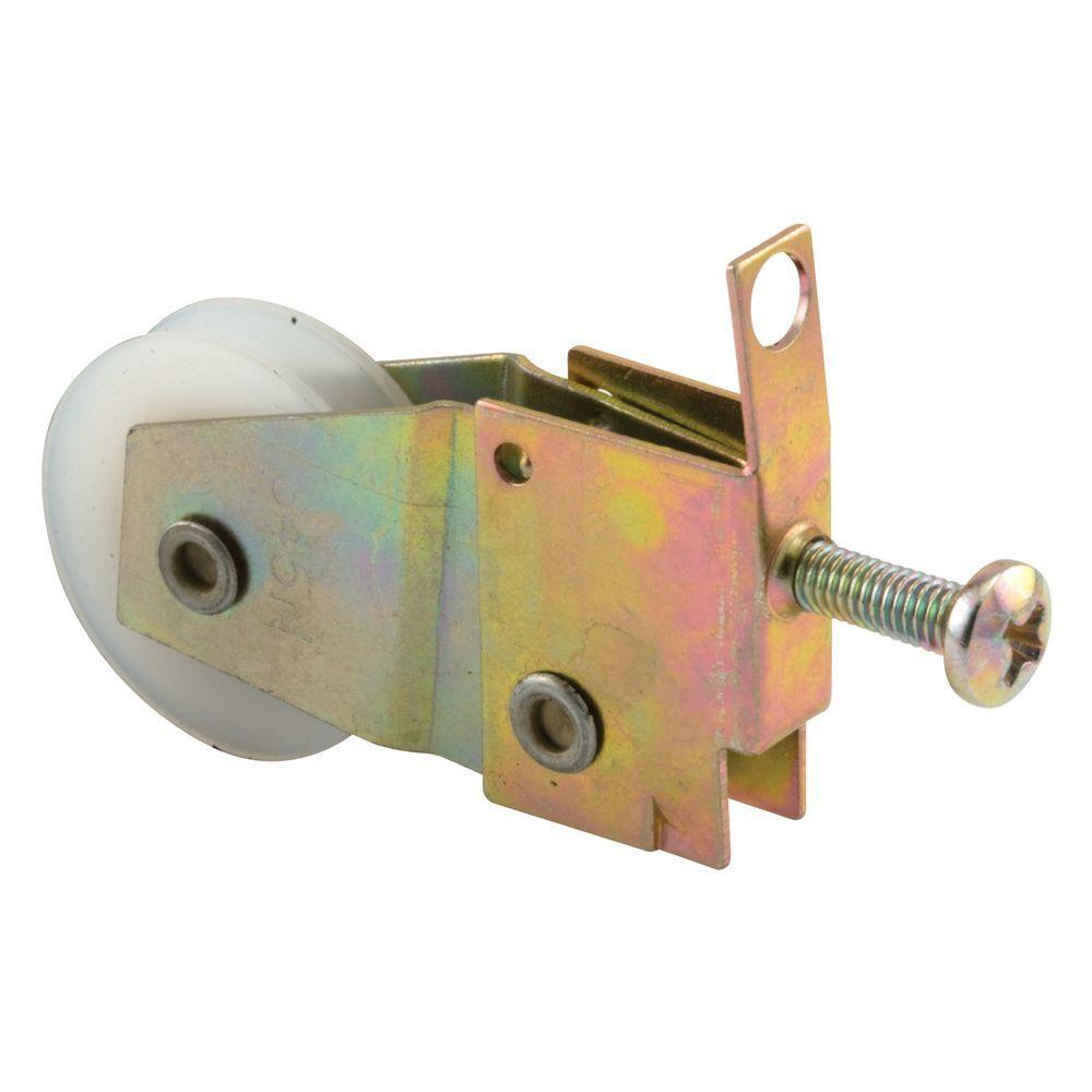 Screen Door Roller, 1 in. Nylon Ball Bearing