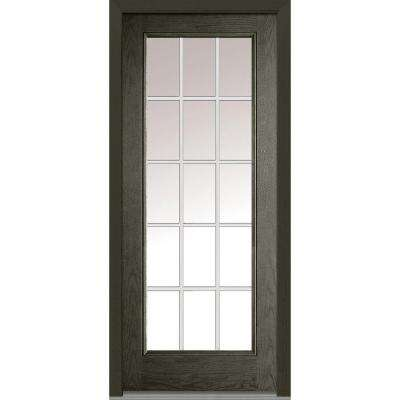 new front doorsNew Ebony  Front Doors  Exterior Doors  The Home Depot
