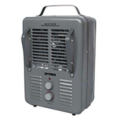 1300-Watt to 1500-Watt Portable Utility Fan Heater with Thermostat Full Size