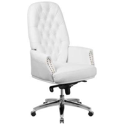 White Office Desk Chair