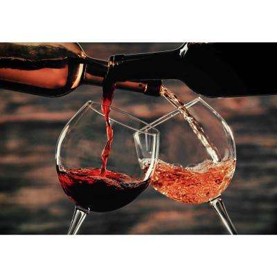 Red Wine Foam Placemats (Set of 4)