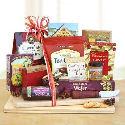 Deluxe Cheese and Snack Board