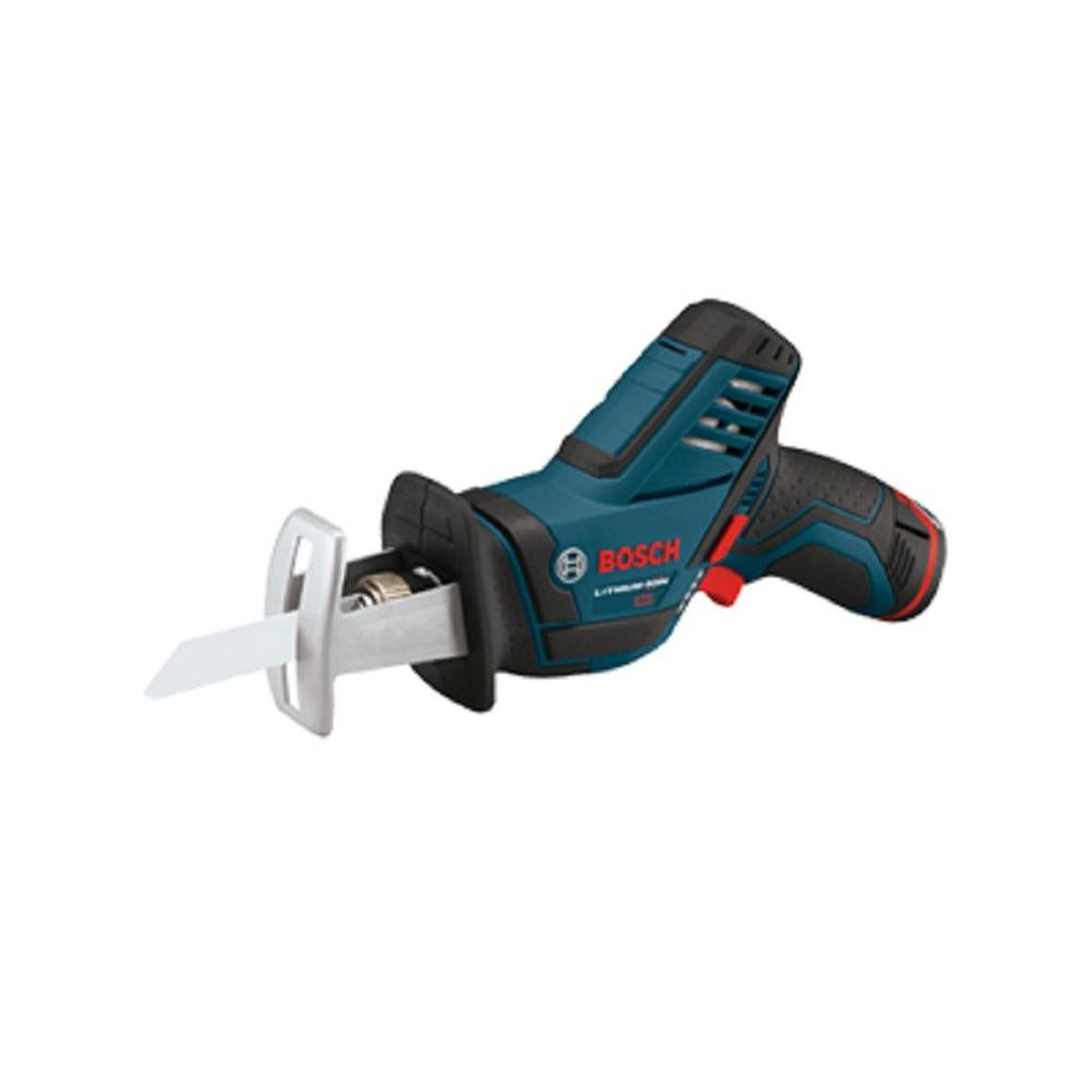 12-Volt Max Reciprocating Saw Kit with 2Ah Battery
