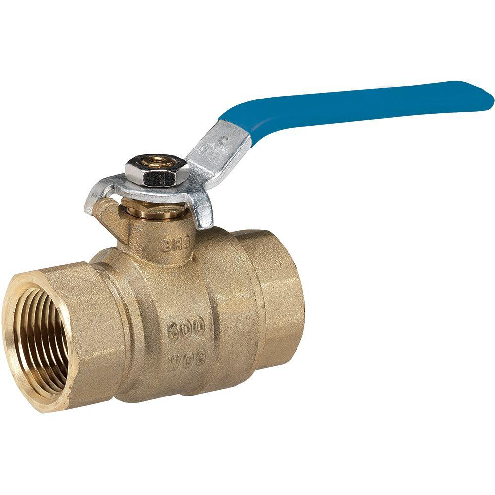 Milwaukee in lead free brass industrial threaded fpt