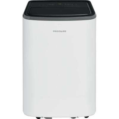 13,000 BTU Portable Air Conditioner with Wi-Fi Control in White