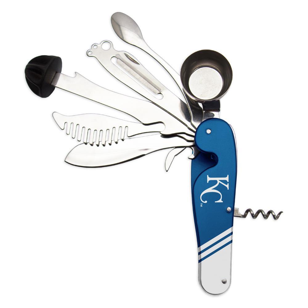 sportsvault MLB Kansas City Royals Bartender Multi Tool BTMLB12