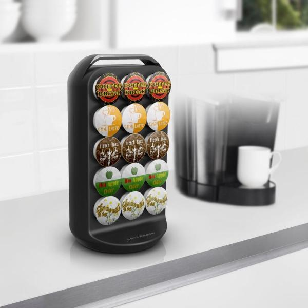 Apollo 30-Capacity K-Cup Storage Carousel