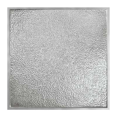 Chicago 2 ft. x 2 ft. Lay-In Tin Ceiling Tile in Unfinished (Case of 5)