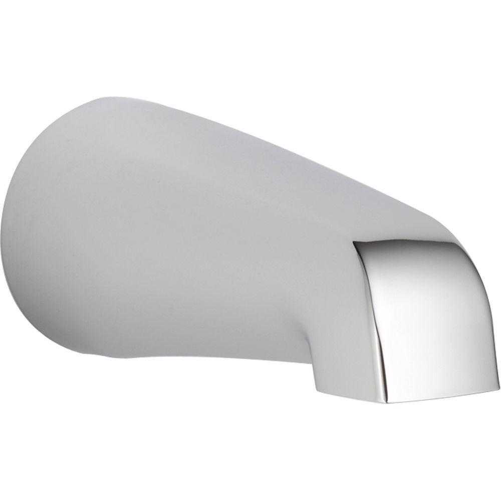 Windemere Non-Diverter Tub Spout in Chrome